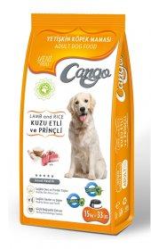 Cango Yetişkin Köpek Maması Kuzu Etli Pirinçli 15 Kg
