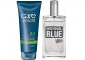 Avon Individual Blue Casual For Him Edt 100ml. Ve Avon Care Men