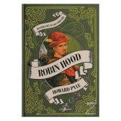 Robin Hood Resimli Dünya Klasikleri (Ciltli)