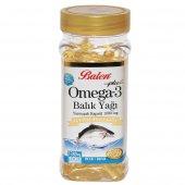 Omega 3 Plus+ Balık Yağı 100 Kapsül