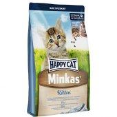 Happy Cat Kitten Minkas Yavru Kedi Kuru Mama 10 Kg...