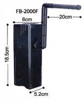 Dolphin İç Filtre 400 L H