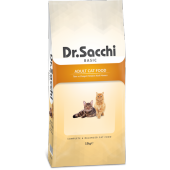 Dr.sacchi Basic Chicken Yetişkin Kedi Maması 15 Kg...