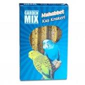Garden Mix Platin Sade Kuş Krakerleri 10 Lu Paket...