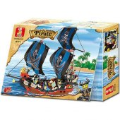 Lego 512 Parca Korsan Cıft Yelkenlı Suluban