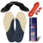 Ayakkabı Bakım Takımı 4 Parça Yeni Özel Kampanyalı Fiyat