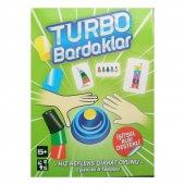 Turbo Bardaklar İşitsel Algı Destekli (Hızlı Bardaklar Pratik Bardaklar)