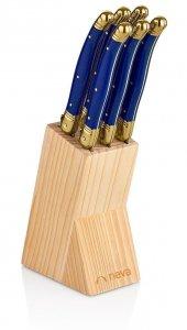 Yakamoz Plus 6 Lı Mini Bıçak Seti