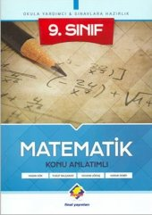 9.sınıf Matematik Konu Anlatımlı Final Yayınları