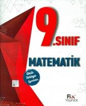 9.sınıf Matematik Konu Anlatımı Fix Yayınları