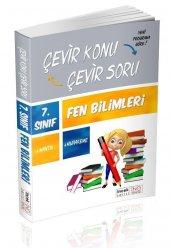 7.sınıf Fen Bilimleri Çevir Konu Çevir Soru İnovasyon Yayınları