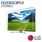 Lg Oled65c8p Tv Ekran Koruyucu Ekran Koruma Camı Etiasglass