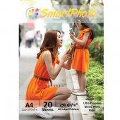 Smart Photo A4 Parlak (Glossy) 290 Gr M 50 Adet 1paket Profesyon