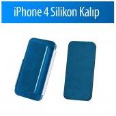 3d Süblimasyon İphone 4 Silikon Kapak Kalıbı
