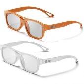 Lg Ag F200 Pasif 3d Gözlük Seti