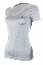 Kadın Beyaz Spor Tişörtü
