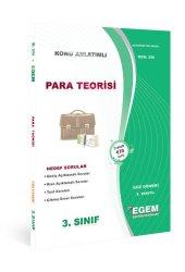 Aöf Para Teorisi 3. Sınıf Güz Dönemi Konu Anlatımlı Soru Kitabı Tek Egem Yayınları