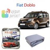 Fiat Doblo 3 Araca Özel Koruyucu Branda 4 Mevsim (A+ Kalite)