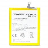General Mobile Gm5 Plus Batarya Pil A++ Lityum İyon Pil