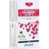 Dinamis Cranberry With Vit C 20 Saşe