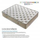 Kupons Golden Ortopedik Yaylı Visco Yatak 120x200 Cm