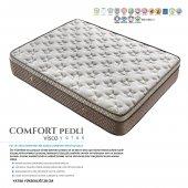 Kupons Comfort Yaylı Visco Yatak 140x190 Cm