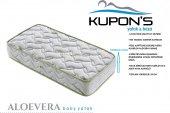 Kupons Ortopedik Aloevera Bebek Yatağı 65x95 Cm 18 Cm Yükseklik