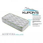 Kupons Ortopedik Aloevera Bebek Yatağı 40x80 Cm 18 Cm Yükseklik