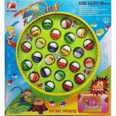 24 Lü Balık Yakalama Eğitici Oyuncak Fishing Game ...