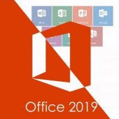 Microsoft Office 2019 Pro Plus Retail Lisans