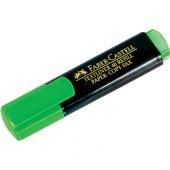 Faber Castell Fosforlu Kalem, Yeşil