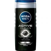 Nivea Men Active Clean Duş Jeli 250ml Erkek