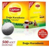 Lipton Doğu Karadeniz 500 ' Lü Demlik Poşet Çay