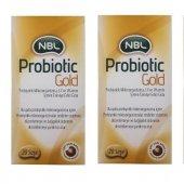 Nbl Probiotic Gold 20 Saşe 2 Kutu(Skt 01 2020) Süpriz Hediyeli