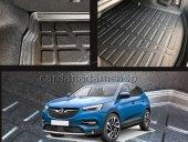 Opel Grandland X Bagaj Havuzu Kokusuz Yumuşak Gerçek Fotoğraflar