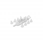 Aroni Ap 1004 Beyaz Krema Pompası