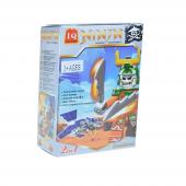 King 605 2si Bir Arada Ninja Doubloon Cep Lego