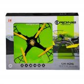 Lh X26 Hd Kameralı Drone Yeşil Beyaz