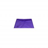 Noki Dosya Çıtçıtlı Evrak Zarfı Mor 3101