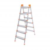 Perilla Merdiven Alüminyum Çift Çıkış 6+6 51088...