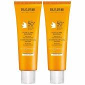 Babe Spf50 Facial Oil Free Dry Touch Yağsız Güneş Kremi 50ml 2.