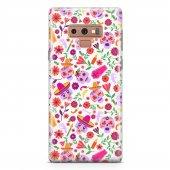 Samsung Galaxy Note 9 Kılıf Silikon Arka Koruma Kapak Cadılar Bay