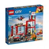 Lsc60215 İtfaiye İstasyonu City +5 Yaş Lego 509 Pcs