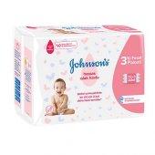 Johnsons Baby Hassas Islak Havlu 72li 3lü Paket