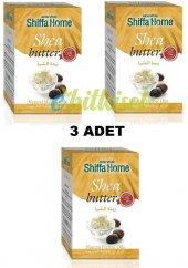 3 Adet Shiffa Home Shea Butter Yağı (Karite Yağı) 150gr
