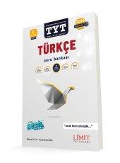 Limit Yayınları Tyt Türkçe Soru Bankası Yeni 2020