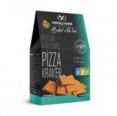 Mayalı Hane Düşük Proteinli Ve Glutensiz Pizza Kraker 100 Gr