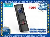 Profesyonal Mini Cep Lazer Metre 40 M Mesafe Ölçüm Lazerli 40 M