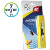 Bayer Maxforce Hamamböceği Jeli 5 Gr