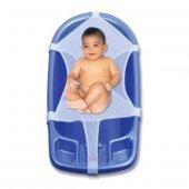 0 6 Aylık Bebekler Için Bebek Banyo Küvet Yıkama Filesi